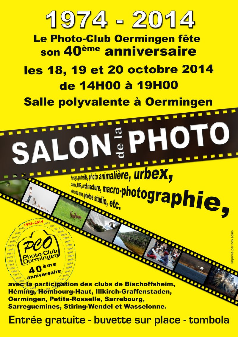 Salon de la photo Oermingen 2014