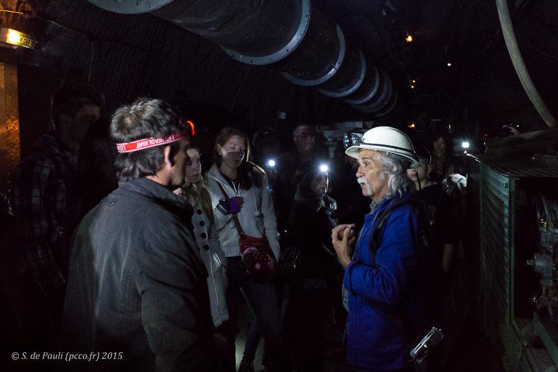 Visite nocturne au Musée Les Mineurs